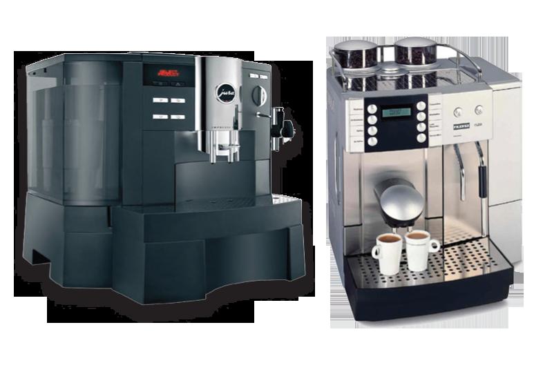 Jura or Franke Espresso